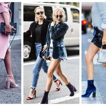 Защо трябва да имаме обувки от кадифе