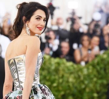 С(т)илните жени на 2018 и техните топ моменти: Амал Клуни