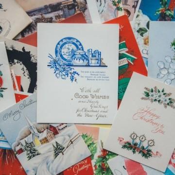 55 идеи за ръчно изработена коледна картичка