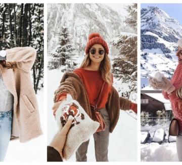 Сред уюта на планината: 31 стайлинг идеи