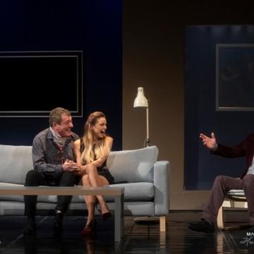 """Премиерата на """"Иначе казано"""" в Младежкия театър"""
