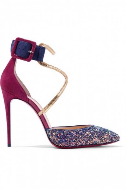 Целият блясък е в краката ви: В обувките на Пепеляшка