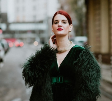 Пламена Гиргинова: Нямаше как да не се занимавам с музика