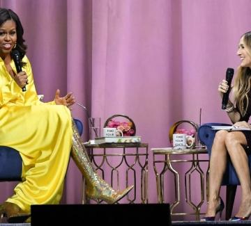 С(т)илните жени на 2018 и техните топ моменти: Мишел Обама