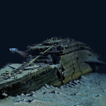 """Титаник"" като туристическа атракция"