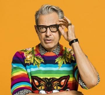 Стилни мъже: Джеф Голдблум, дядото на хипстърите