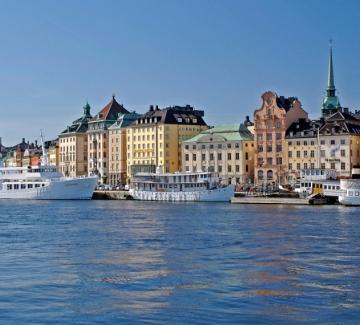 Седем слънчеви дни в Стокхолм