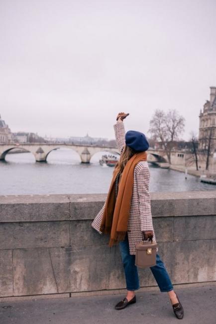 С шала ми е най-добре: 27 стайлинг идеи
