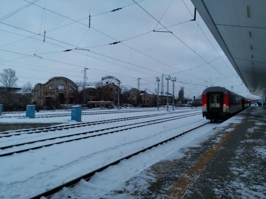 Хейтминутка: С влака до Пловдив