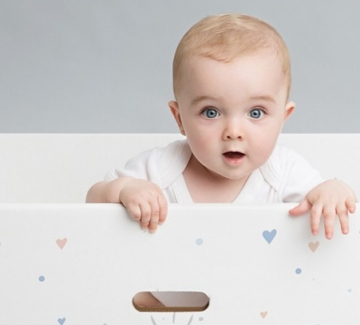 Tsuky Baby Box: Две момичета и една кутия