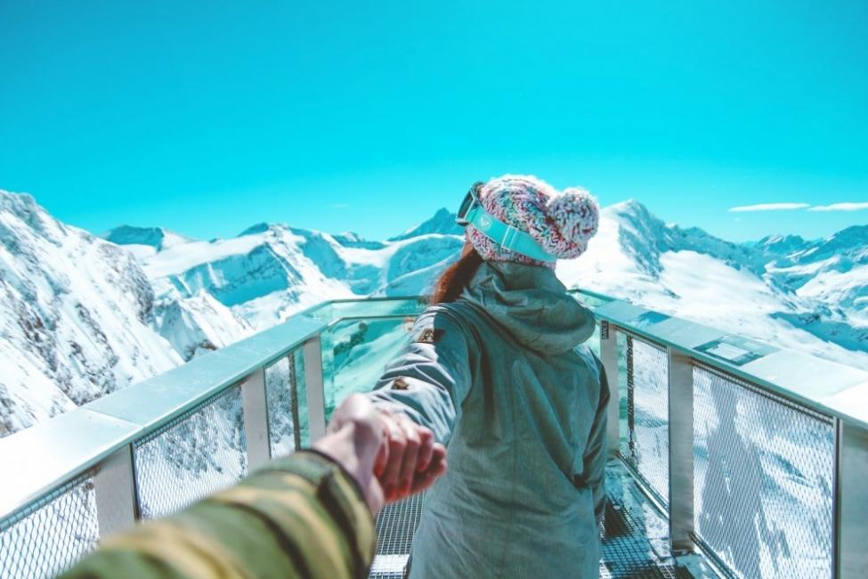 6 от най-хубавите ски курорта в Австрия и Италия