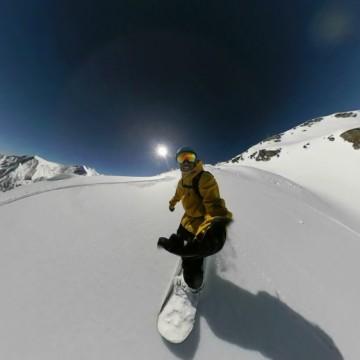 Крис Драгошинов: Планината изгражда!