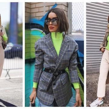 Най-ярките шопинг находки: неонови поло блузи