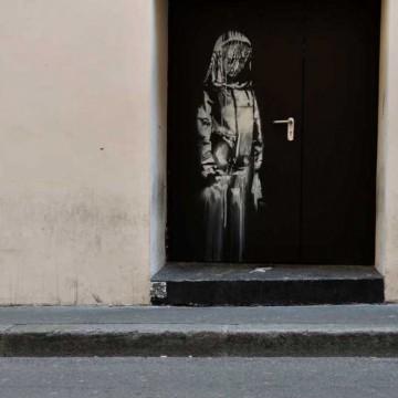 Откраднаха безценен Banksy