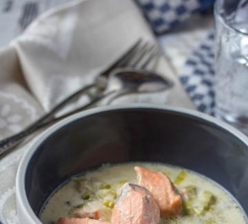 Вкусът на Франция: Традиционно, но със сьомга!