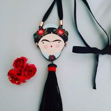 Вдъхновение от страстната Фрида Кало