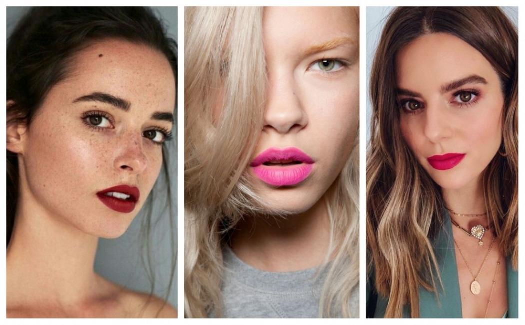 От любов към устните: как да изберем най-подходящото червило
