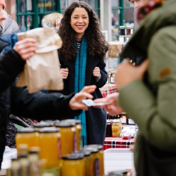 Нашите екомаршрути: На пазар за чиста храна