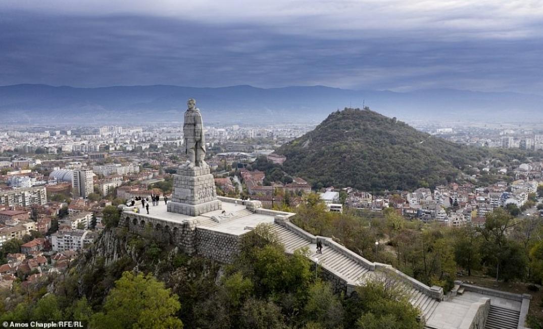 Да погледнем България отвисоко