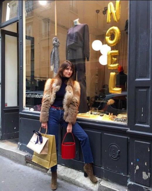 Палтото и дънките в перфектната връзка: 23 стайлинг идеи