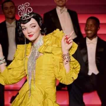 Gucci връщат спомена за златния Холивуд в кампанията пролет-лято 2019