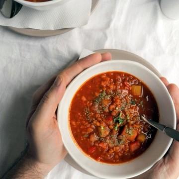 Вкусно по природа: Дал или индийска супа от леща