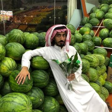 Мохамед ал-Хамдан – инфлуенсърът от Саудитска Арабия