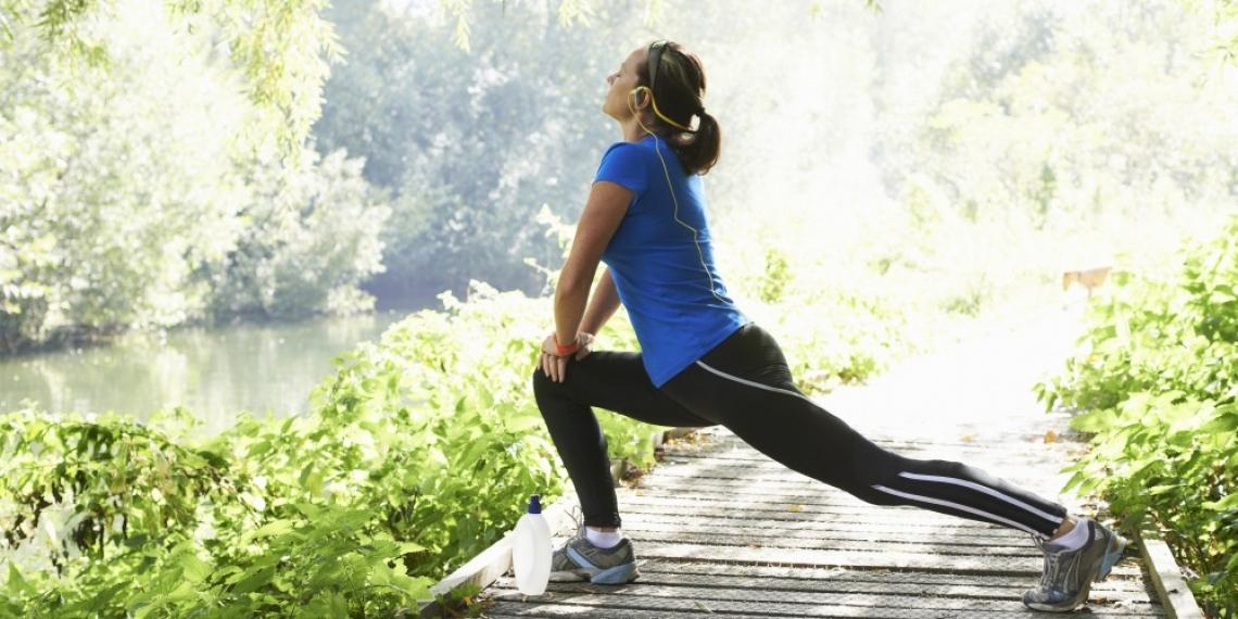 Стречинг: 10 упражнения за гъвкавост и мобилност