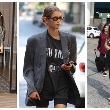 It girl: Кая Гербер и стилът й извън модния подиум