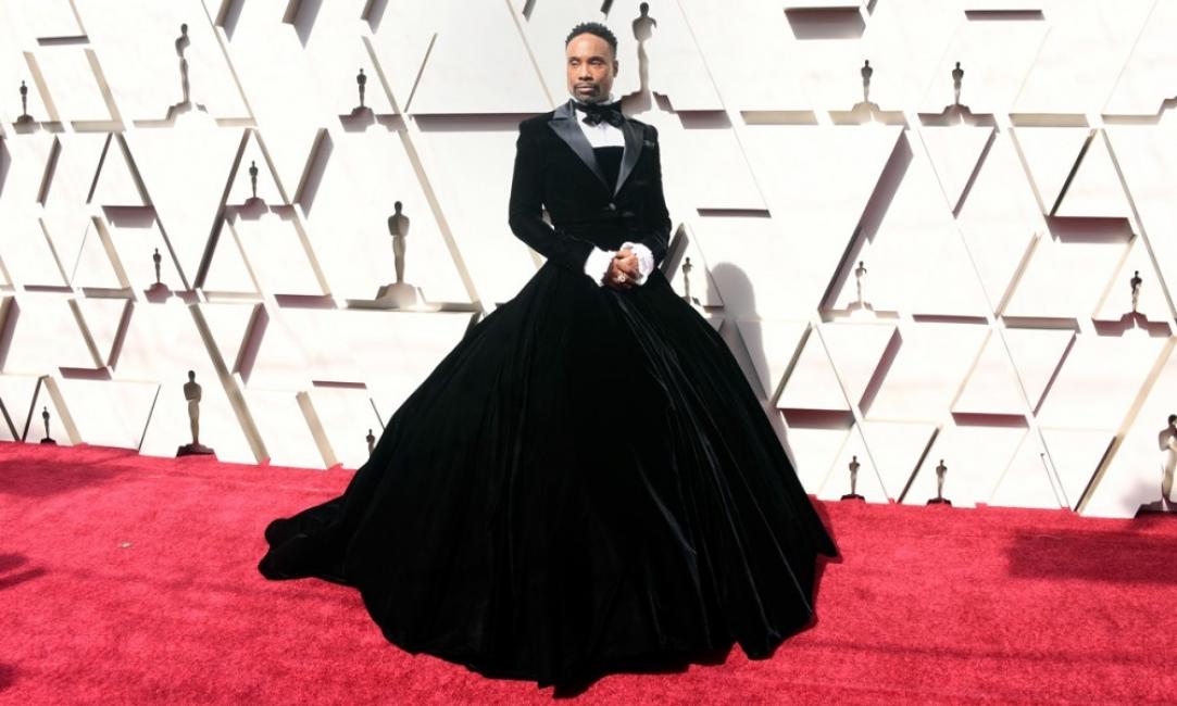 Кой създаде роклята от Оскарите, за която всички говорят?