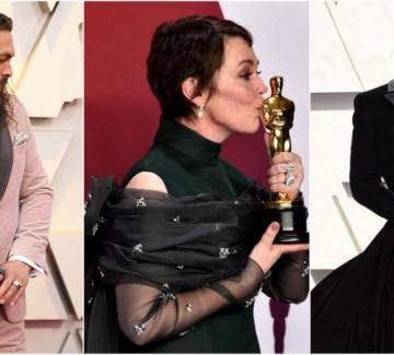Оскар 2019: Модните моменти, които ще останат в историята