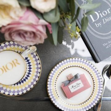 На чай с Christian Dior в Лондон