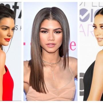 Бюти тренд: С права коса като истинска звезда