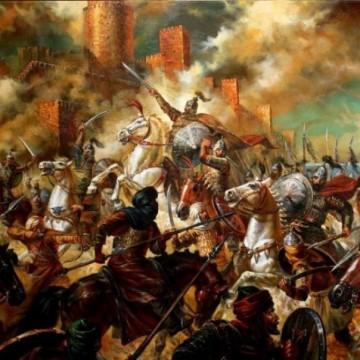 Българската история, разказана с картини