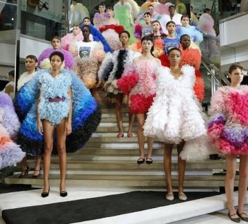 Как един японски дизайнер спаси Седмицата на модата в Ню Йорк