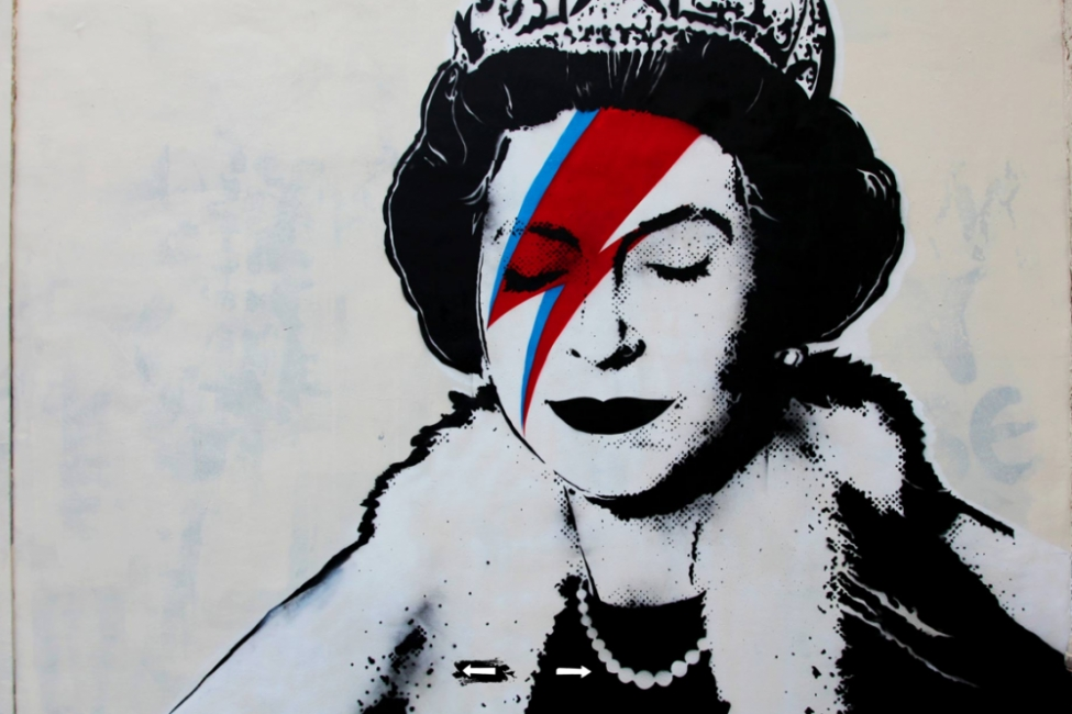 Къде по света можем да видим произведенията на Banksy
