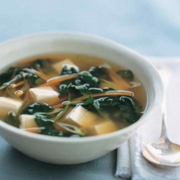 Вкусно по природа: Мизо супа с тофу