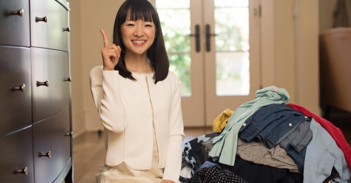 Почистете дома си! 10 полезни съвета от Мари Кондо