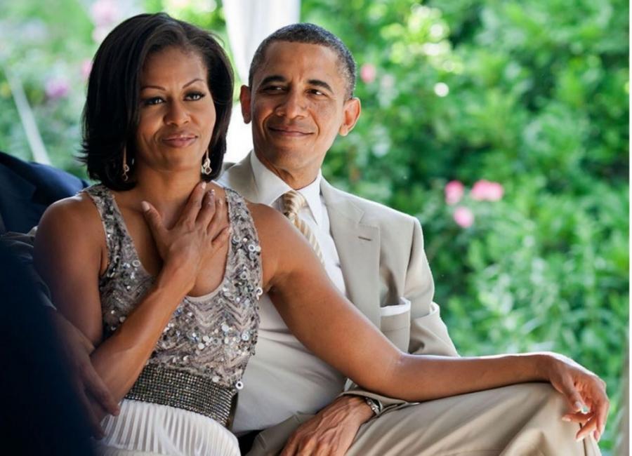 Първите двойки: Мишел и Барак Обама