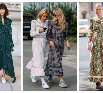 Как да носим must have роклята на тази пролет: 21 стайлинг идеи
