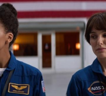 Натали Портман като ревнива астронавтка