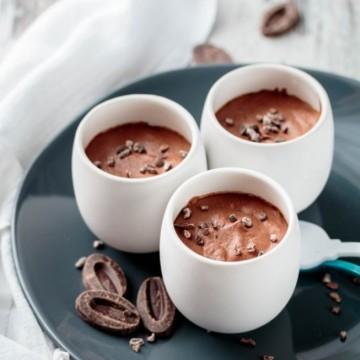 Вкусът на Франция: Шоколадов мус