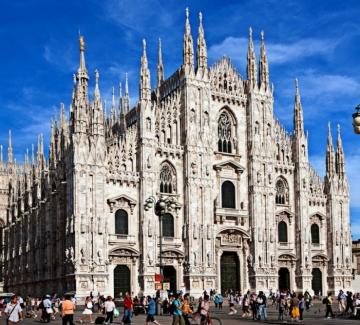 Италиански дни: 10 от най-красивите катедрали в Италия
