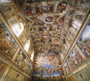 Италиански дни: Да съхраниш Сикстинската капела