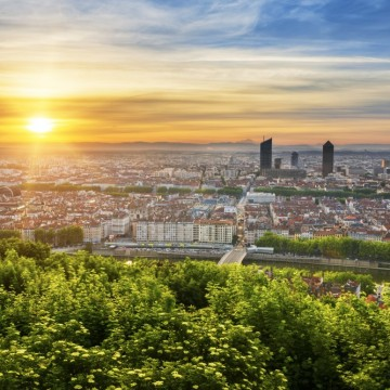 C'est la vie: В Лион през почивните дни