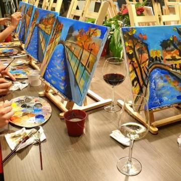 3 места, където да покажем художника в себе си