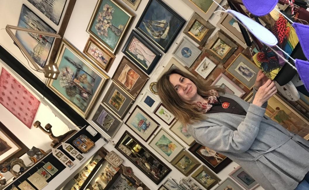 Яна Токмакчиева: Не само всеки може да твори, но и е редно да го прави