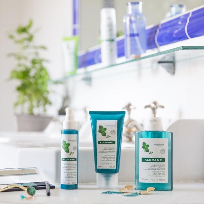 Детокс с водна мента – новия супертренд в грижата за коса
