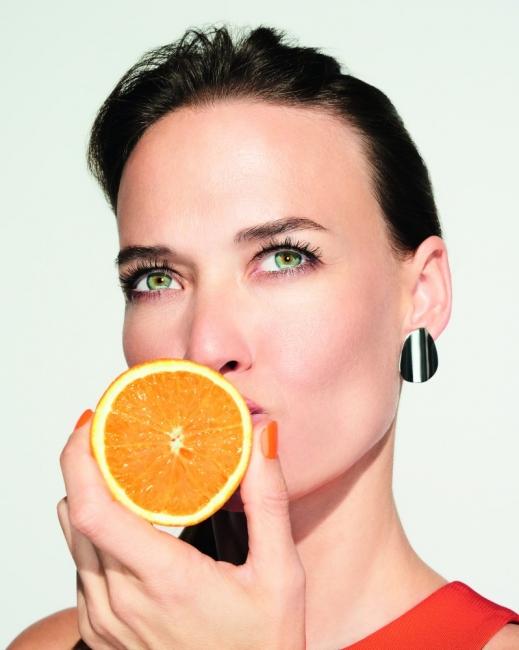 Пълно щастие от портокали!