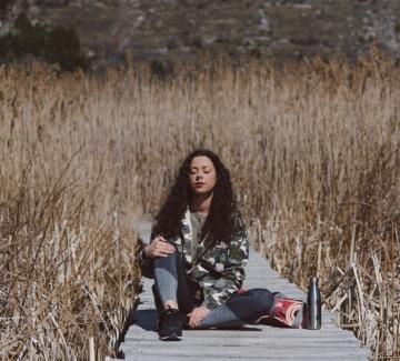 Нашите екомаршрути: Почивка сред малък оазис